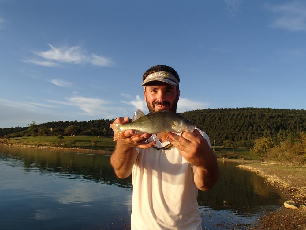 Un poisson pour le guide