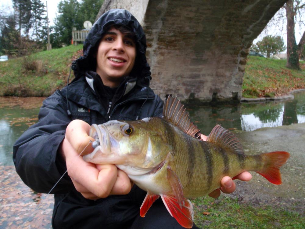 Romain, le pêcheur de l'Aude...