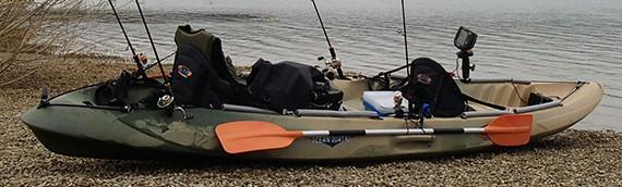 Montbel en Kayak…