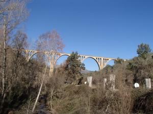 Le pont de Guadaloupe