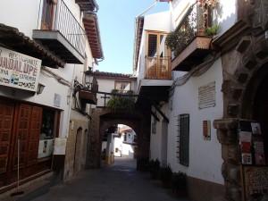 Les arches de Guadaloupe