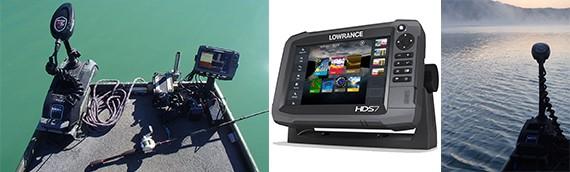 HDS 7 génération 3 Lowrance