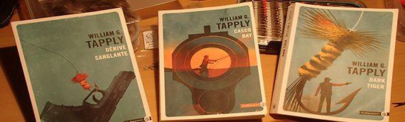 Trois livres de William G. TAPPLY…